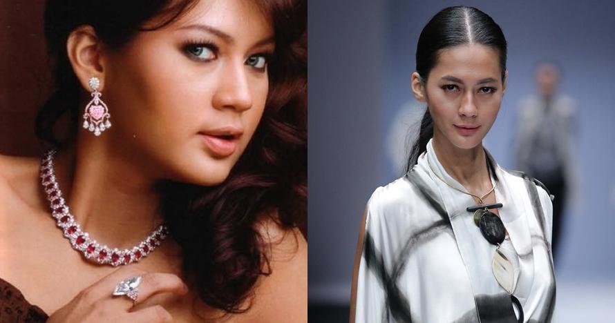 10 Transformasi Paula Verhoeven dari imut sampai jadi supermodel