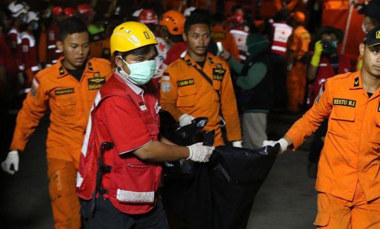 Identifikasi korban Lion Air JT 610 ditutup, 64 orang tak ditemukan
