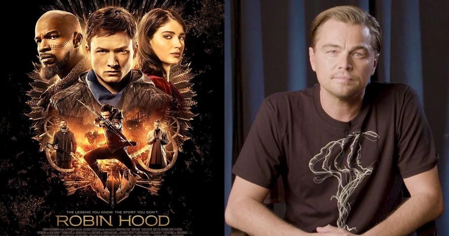8 Fakta Robin Hood, film yang diproduseri Leonardo DiCaprio