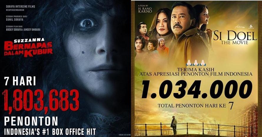 14 Film Indonesia Ini Raih 1 Juta Lebih Penonton Dalam 7 Hari