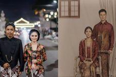 Selain Mas Pur, prewedding 6 seleb ini juga gunakan busana Jawa