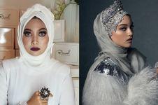 6 Tren hijab unik, model pocong hingga anti air