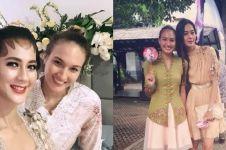 10 Momen persahabatan Nadine dan Paula Verhoeven, friendship goals