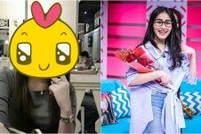 15 Potret Ayu Ting Ting saat ABG, imutnya bak artis Korea