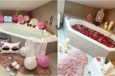 13 Dekorasi bathtub ini cocok untuk pengantin baru