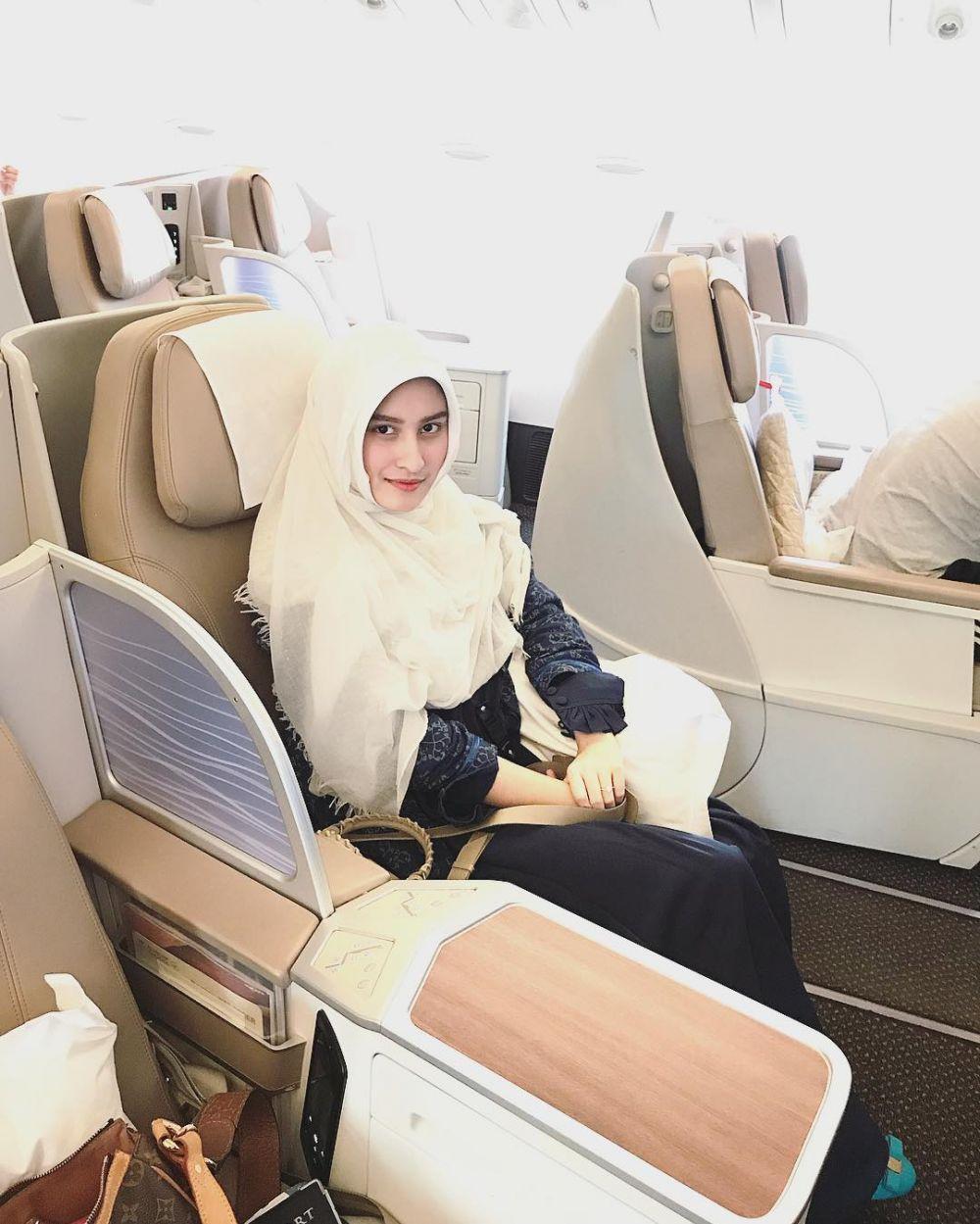 Angbeen Rishi Hijab  © 2018 brilio.net