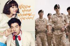 15 Drama Korea ini menandai comeback aktor utamanya dari wamil