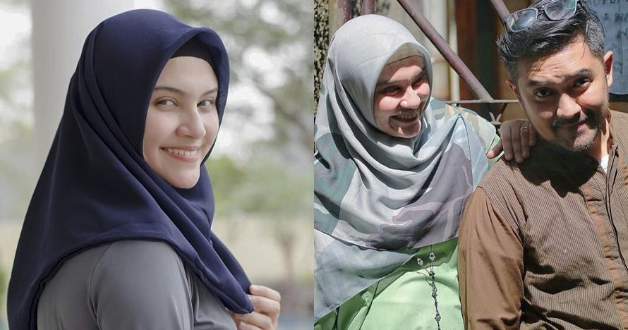Rayakan 7 tahun pernikahan, ini ungkapan Zee Zee Shahab ke suami