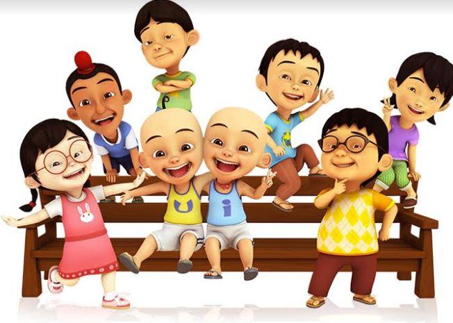 17 Karakter ikonik dalam film kartun Upin Ipin