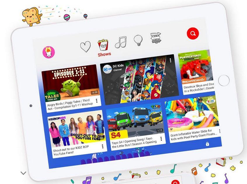 YouTube Kids, aplikasi ramah anak yang cocok untuk buah hati