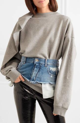 Celana Jeans Unik  © 2018 brilio.net