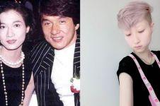 9 Fakta Elaine Ng, selingkuhan Jackie Chan juga ibunda Etta Ng
