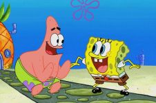 10 Episode serial SpongeBob paling lucu, bikin tawa pecah