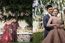 Fakta nikahan Crazy Rich Surabaya Jusup Maruta, suvenirnya emas