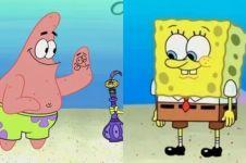 13 Beda SpongeBob episode pertama dan sekarang, jarang disadari