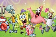15 Fakta tersembunyi SpongeBob, nama aslinya SpongeBoy