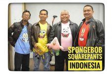 5 Pengisi suara karakter ikonik di film kartun SpongeBob