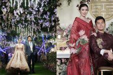 10 Foto Clarissa Wang, wanita yang dinikahi Crazy Rich Surabaya