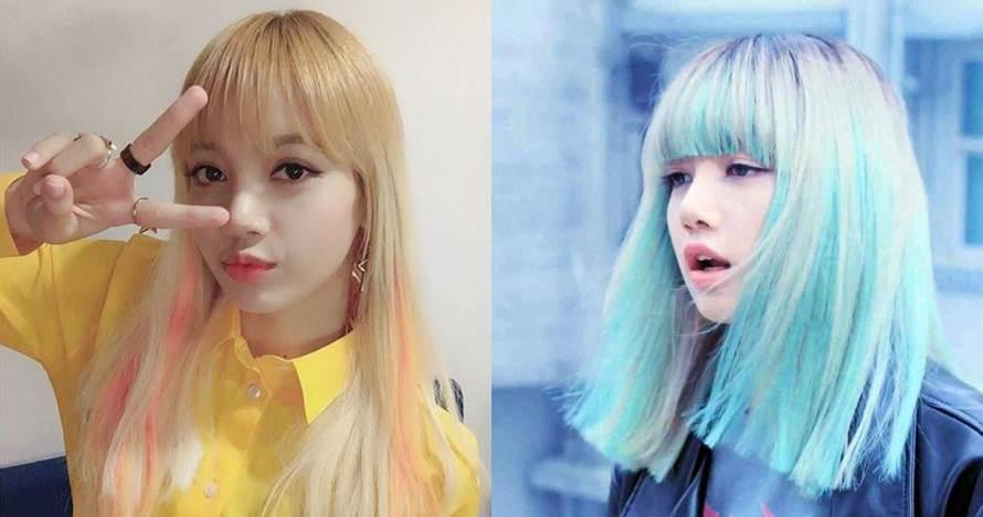 10 Transformasi gaya rambut Lisa Blackpink d4a89a3e94
