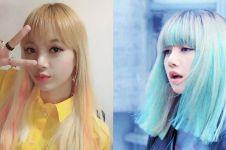 10 Transformasi gaya rambut Lisa Blackpink, simpel tapi menawan