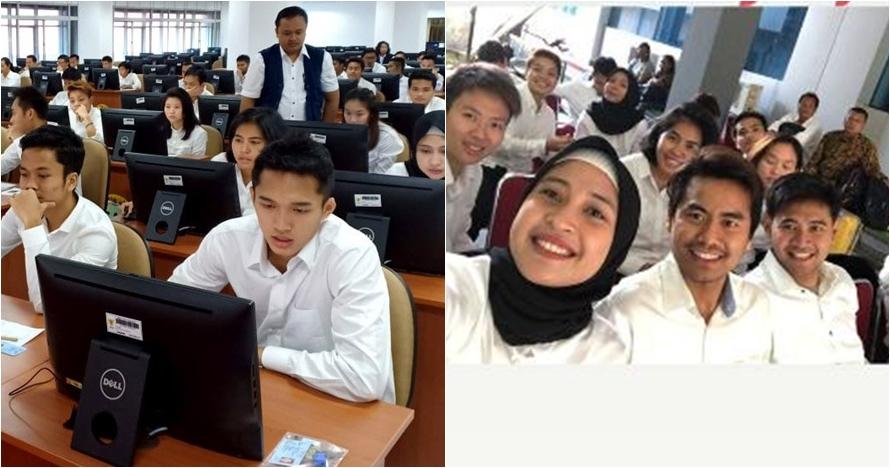 Ini curhat Tontowi Ahmad mengerjakan soal tes CPNS 2018
