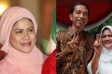 11 Momen Iriana Jokowi saat berhijab, cantiknya bersahaja
