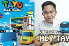 5 Pelesetan lagu Hey Tayo ini kreatifnya bikin pengen ngakak