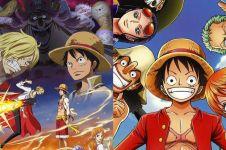 17 Karakter dalam One Piece yang terinspirasi dari tokoh nyata
