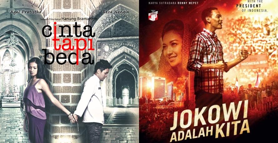 8 Film Indonesia ditarik dari peredaran setelah sempat tayang