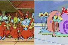 7 Teka-teki film SpongeBob ini selalu bikin penonton penasaran