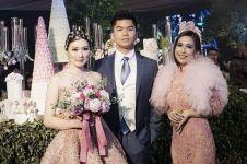 7 Fakta tempat pernikahan Clarissa Wang dan Jusup Maruta di Bali