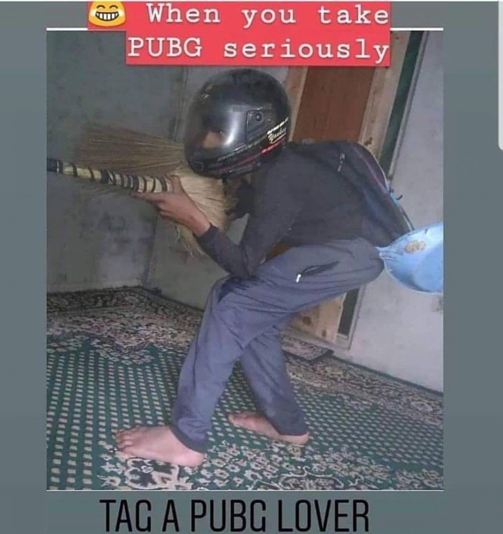Meme pubg indonesia 2018 berbagai sumber