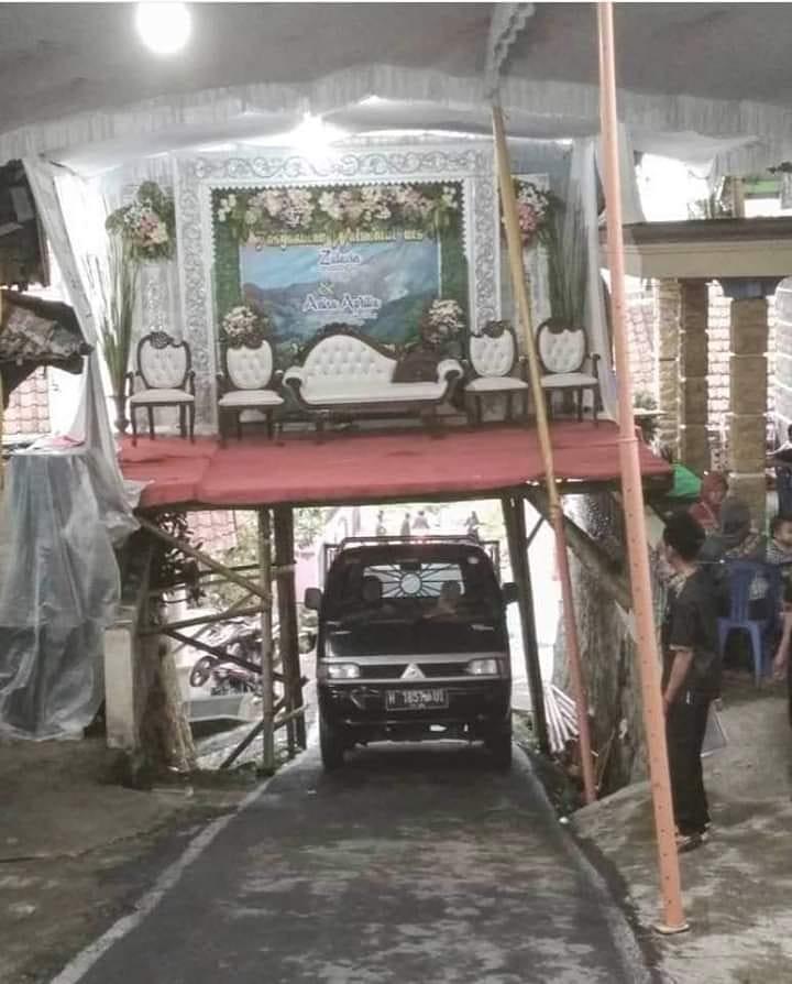 tempat nikah di Indonesia © 2018 brilio.net