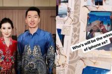 7 Momen welcome dinner Clarissa Wang & Jusup, Crazy Rich Surabaya