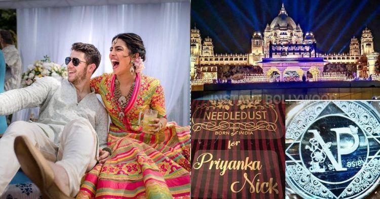 Penampakan suvenir mewah pernikahan Priyanka Chopra-Nick Jonas