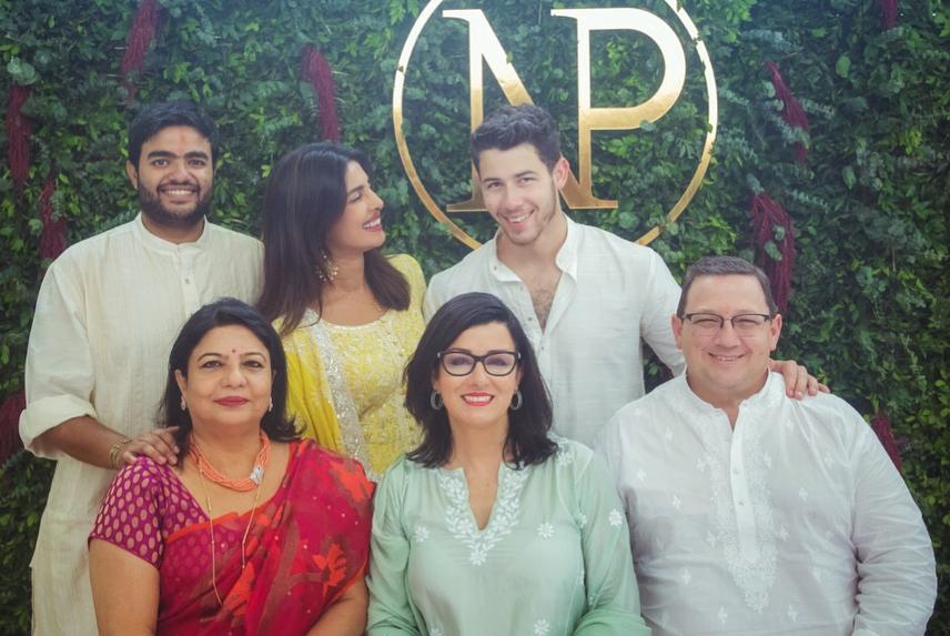 8 Perjalanan cinta Priyanka Chopra dan Nick Jonas istimewa
