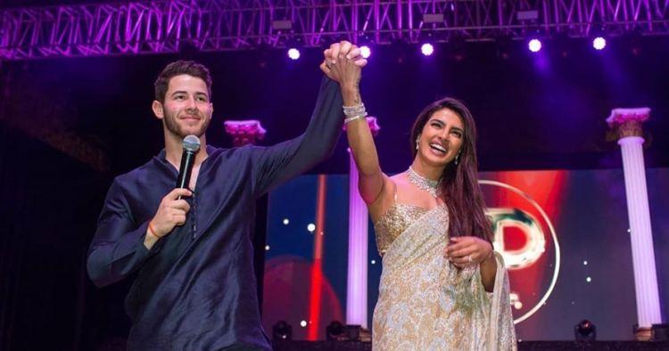 10 Momen pesta Sangeet Priyanka Chopra-Nick Jonas, joget bareng