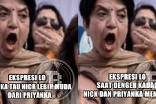 10 Meme lucu nikahan Priyanka Chopra & Nick Jonas, bikin ngakak