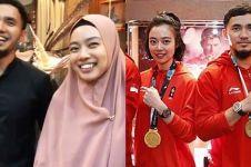 10 Foto kebersamaan Lindswell Kwok & Achmad Hulaefi, segera nikah?