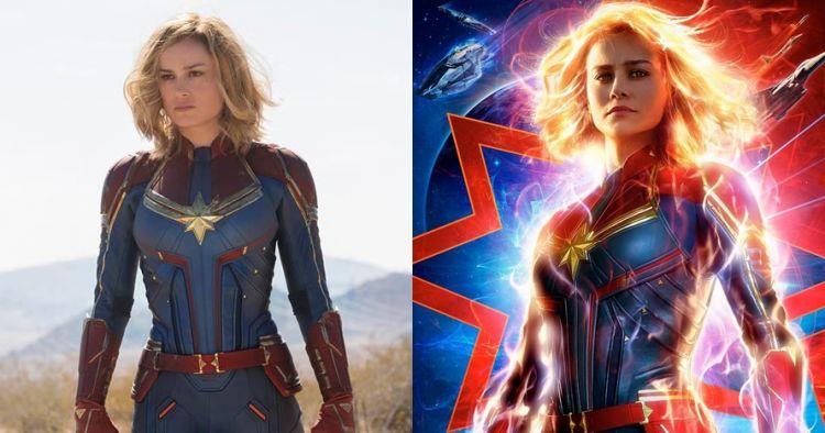 Trailer Captain Marvel terbaru, ungkap asal usul hingga musuh