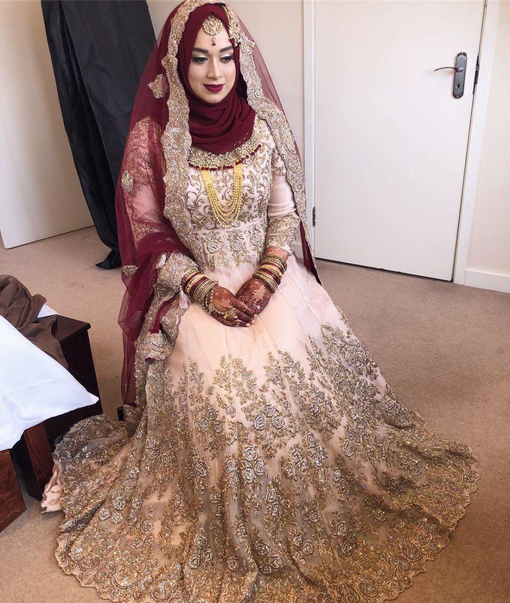Desain Baju Pengantin India - Desain Pernikahan