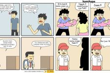 11 Komik strip lucu asal-usul nama anak ini kocak abis