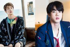 15 Fakta Jin BTS yang bikin ARMY makin jatuh hati