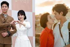 6 Fakta hubungan Song Hye-kyo & Park Bo-gum di dunia nyata