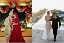 Priyanka Chopra dihadiahi anting Rp 1,1 M dari ibunda Nick Jonas
