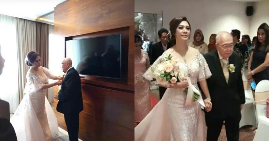 Viral pernikahan kakek 84 tahun & wanita 48 tahun, ini faktanya