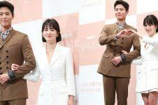 5 Kisah Song Hye-kyo & Park Bo-gum bangun chemistry di Encounter