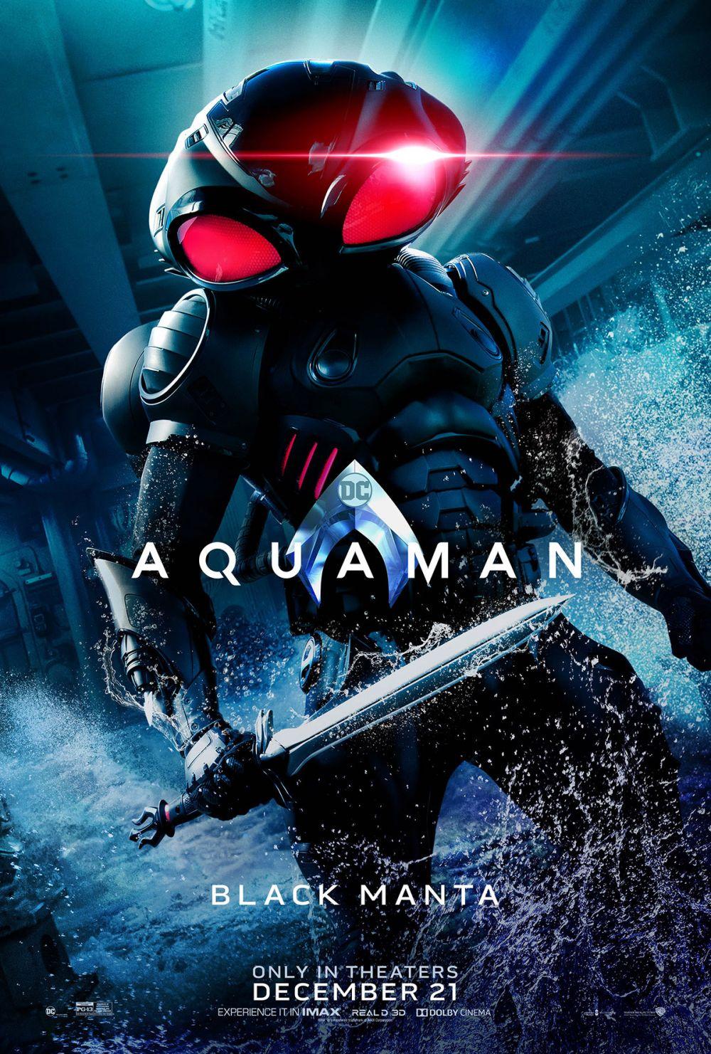 Fakta film Aquaman  © 2018 brilio.net