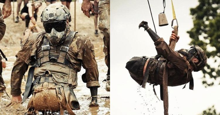 Kisah Todd Love, tentara tanpa kaki pejuang garis depan