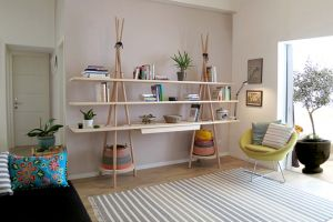 10 Inspirasi penataan ruangan agar rumah lebih luas, praktis